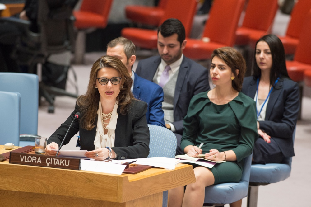 Report of the Secretary-General on the United Nations Interim Administration Mission in Kosovo.